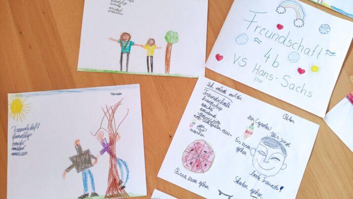 #We4Moria – Kinder zeichnen für Kinder